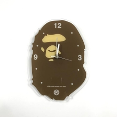 [No.551] Free shipping Classic Ape wall clock