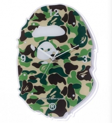 [No.420] Free shipping Camo Wall Clock