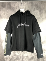 SALE Free Shipping Vetements Justin Fever Gun Hoodie