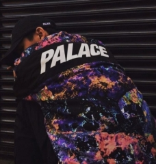 [No.738] Palace IMENTS SHELL TOP WILD ROCK BLACK