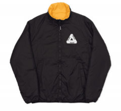 SALE Free Shipping Palace REVERSIBLE JACKET black navy purple