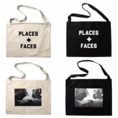HG [No.751] Free shipping Places+Faces Shopping Bag