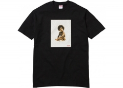 [No.405] Free Shipping Biggie Ready to die Tee Black
