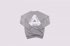 [No.382] Palace OG Logo Sweatshirt black grey