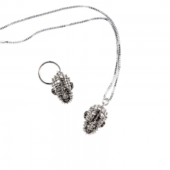 [No.383] Free Shipping 18SS Hellraiser Keychain/Necklace