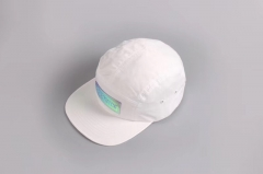 [No.378] Free shipping 17ss Sup Iridescent Logo Camp Cap black white pink