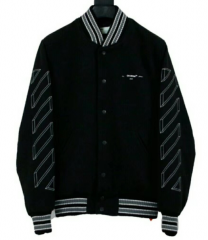 [No.360] OFF WHITE OW 3D Logo Wool Jacket