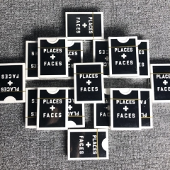 [No.335] Free shipping P+F Places+FacesPoker