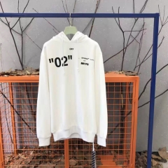 [No.334] OFF WHITE 02 17FW HOODIE