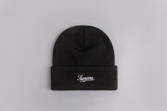 [No.309] Free shipping 18FW Sup x gza liquid swords Beanie