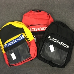 [No.306] P+F Places+Faces Backpack 3 color