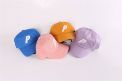 [No.293] Free shopping Palace Skateboard P Logo Cap candy color