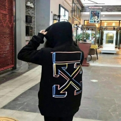 [No.238] OFF OW WHITE Poland Limited Hoodie