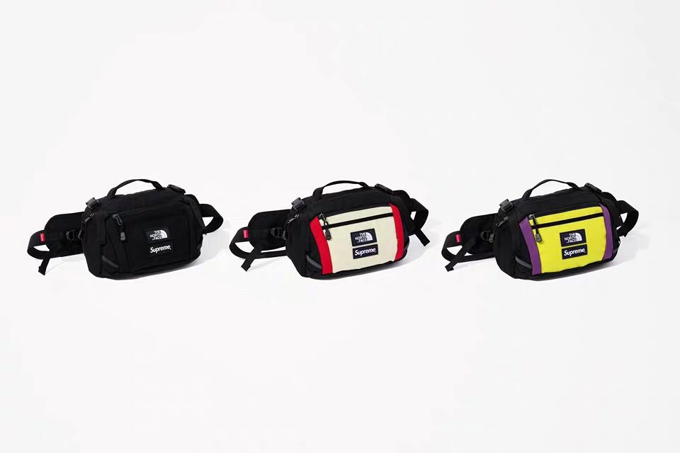 [No.216] Free Shipping 18FW Expedition Waist Bag
