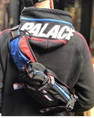 [No.221] Free shipping Palace 18FW Genius Bun Bag