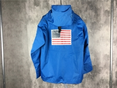 No.164【L】17SS Sup x TNF Expedition Pullover Jacket Blue【Original price 199.90; Current price $74.9】