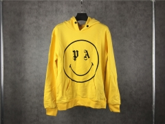 [No.181]【XL】 Palm Angels hoodie yellow