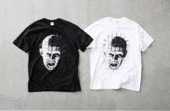 Free Shipping Sup 18ss Hellraiser Pinhead White Black