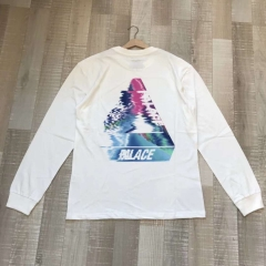 Free shipping Palace TRI-SMUDGE Long sleeve Tee