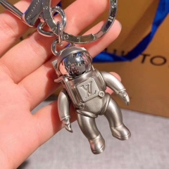 Free shipping Spaceman keychain