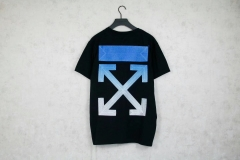 FREE SHIPPING OFF OW WHITE DSM Stiching T-Shirt