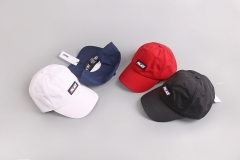 Free shipping PALACE LOGO PATCH SHELL 6 PANEL CAP 4 colors