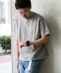 Free shipping Real Ch*mpion Oversized Tee 3 colors