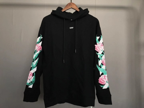 【NO.66】【XS】Ow Flowers Hoodie