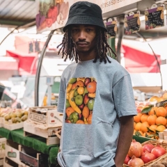 Free Shipping Sup 19SS WEEK1 Fruit Tee 3 Colors