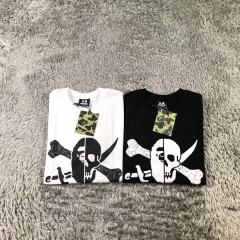 Free Shipping BAPE X NBHD NEIGHBORHOOD TEE