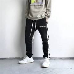EAR OF GOD 18FW ESSENTIALS SWEATPANTS BLACK