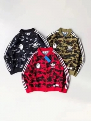 Bape Camo Sports Jacket 3 colors