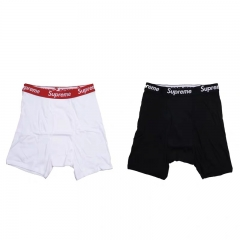 [No.570] Free shipping 15SS Boxer Briefs 1PIECE Black White