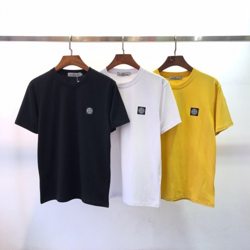 Free shipping  Small Logo tee 3 colors