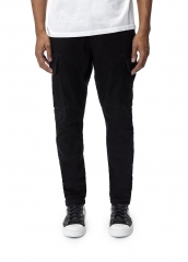 Amiri DENIM CARGO BLACK