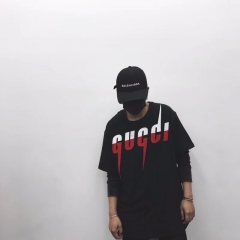 Free Shipping G Double color Tee