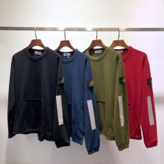Stone lsland 3M sleeve sweatshirt 4 colors