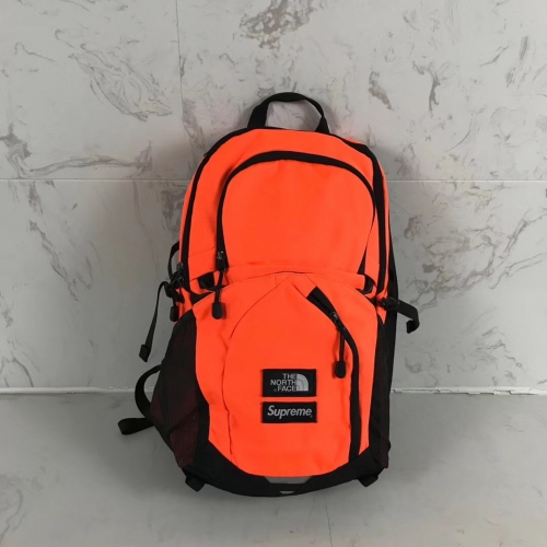 Sup x Tnf Orange Backpack