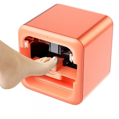 world's first one finger and toe 2 in 1 nail printer .