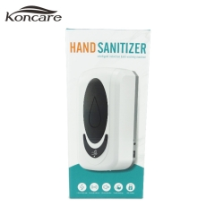 Wholesale Temperature Check and Sanitizer Dispenser Hand Thermometer Show Wall Desktop Standing Handsfree Soap Dispenser