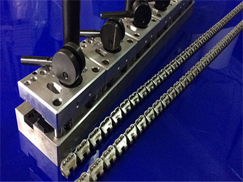 MR Belt Fastener Machine