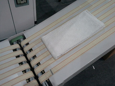 Ironer Folding Cotton Belts