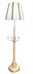 Tall White Wooden Floor Lamps/Lights/Standard Lamps/Toichiere