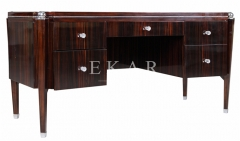 High Class Wooden Executive Desk