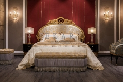 King Size And Super King Size French Luxury Style Royal Bed Frame