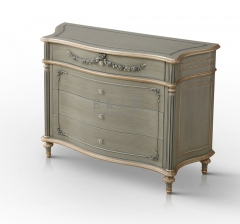 Classic Grey Bedroom Chest of Drawers