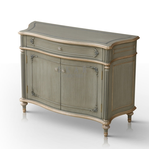 French Vintage Furniture Wooden Sideboard for Sale
