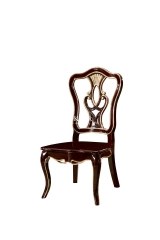 Luxury Hand Carved Wood Dining Chair