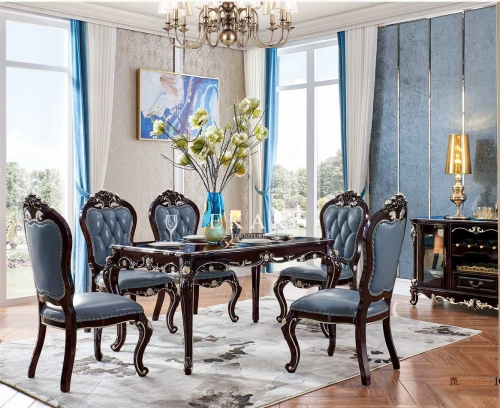 Classic Design 6 Seater Royal Dining Table