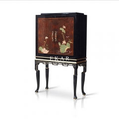 The Lotus Pond by Moonlight Series Multifunctional Cabinet